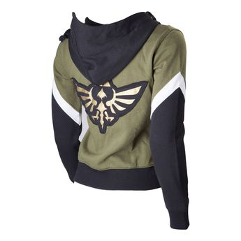 Zelda: Write Your Legend Ladies Hoodie