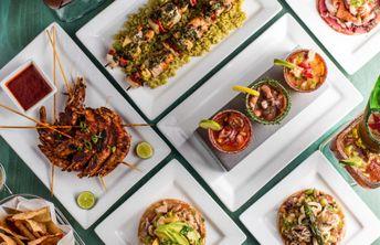 VIDEO: Take a dive into the sea of flavors at El Berraco
