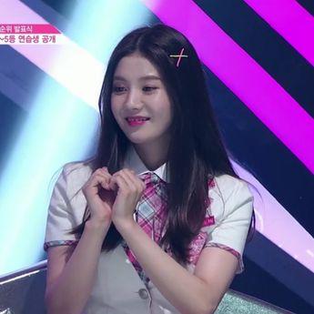 Kwon Eunbi   #Produce48 #WoollimGirls