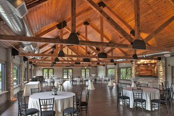 At the peak of Fall, with the changing leaves, take a look at the Top 10 Rustic Chic wedding venues in Chicagoland.