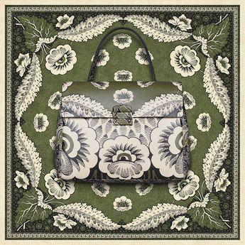 Valentino collection Mime // www.leasyluxe.com #valentino #mime #leasyluxe
