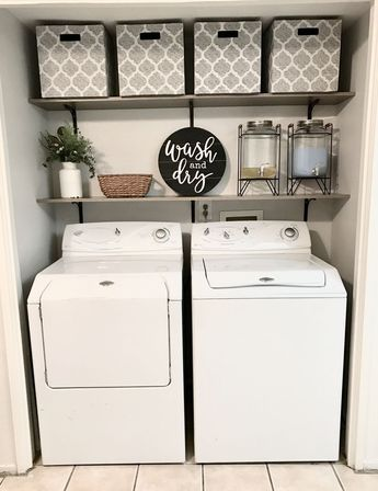 renovation tips for your laundry room