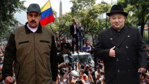 Maduro anuncia acordos com Coreia do Norte e Vietnã