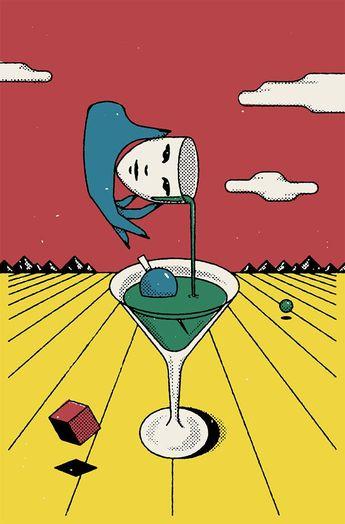 Illustrator Spotlight: Michael George Haddad