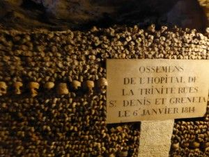 Beating the queues at Les Catacombes, Paris