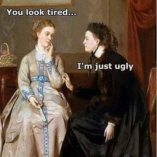 just ugly