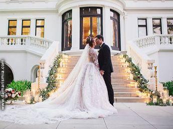 Fenyes Estate Garden at Pasadena Museum of History CA Wedding Sites San Gabriel Valley wedding location