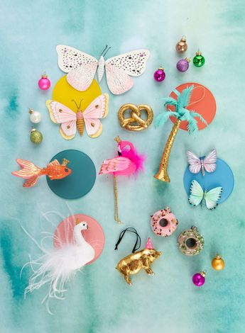For ornaments full of magic, whimsy, and wonder, look no further!