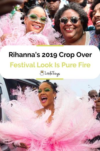 Rihanna's 2019 Crop Over Festival Look Is Pure Fire: Every other year since 2011, Rihanna has been gracing us with iconic Carnival festival looks. And here is a peek at her 2019 festival look that is setting the fashion world on fire.