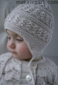 4d70daa0dab Ravelry  BABEE CHULLO Baby Earflap Hat pattern by Bobbi Pad
