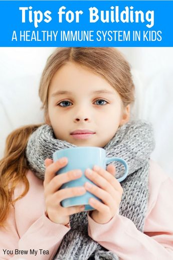How to Increase Immunity Power in Kids