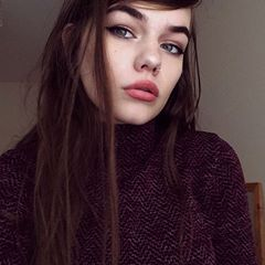 Fun (?) fact: I have to wear this turtle neck backwards cos it's got holes in the front n I like it too much to throw away