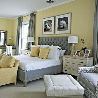 Tufted Wingback Velvet Upholstered Bed Velvet Light Gray