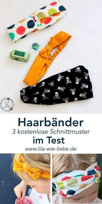 Kindermütze nähen - Anleitung mit Schnittmuster - Talu.de