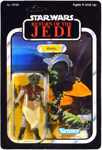 Klaatu • Collection • Star Wars Universe