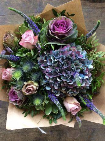 Beautiful Hydrangea Flower Arrangement Ideas 2