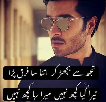 Recently shared urdu poetry deep ghazal ideas & urdu poetry