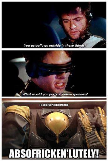 Wolverine - Cyclops - X-Men