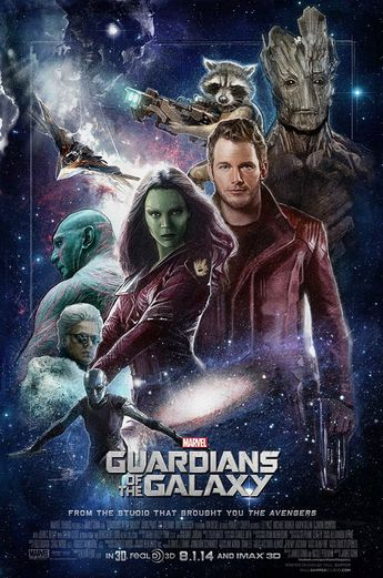 White Rocket Podcast 046: Guardians of the Galaxy Roundtable Review