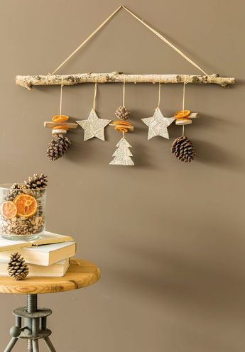 46 DIY Christmas Crafts Ornaments Easy to Make with Kids
