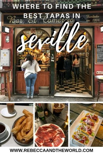 Where to find the best tapas in Seville: 7 must-visit tapas bars