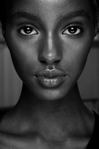 """Senait Gidey   Canadian fashion model, born in Canada of E. African descent   She's walked in fashion shows, done editorial work & appeared on the cover of """"IO Donna,"""" """"Vervegirl,"""" & """"Honey & Be""""   Currently signed w/ Elmer Olsen Management in Toronto & w/ IMG Models in NY, Paris, London & Milan   3 July 2014"""