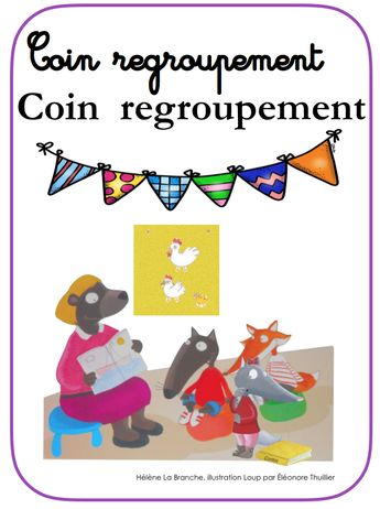 Coin regroupement