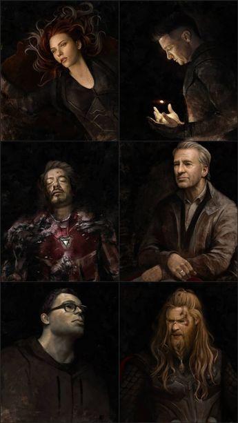 #Avengers  #EndGame  #lockscreen  #original #The #Original #Six  The Original Six Avengers ❤️? Endgame lockscreen ? -
