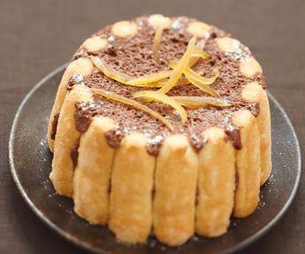 Dessert classique : La charlotte au chocolat