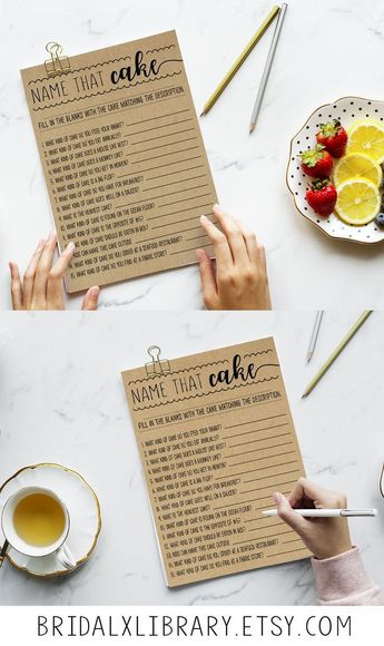 name that cake game bridal shower games printable bridal shower game idea bridal