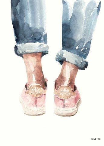 Fashion Illustartion on Behance