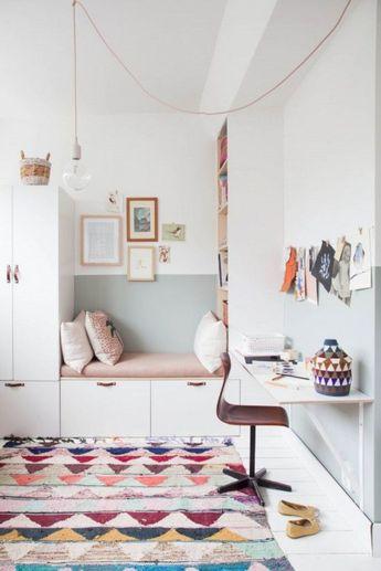 82 Wonderful Kid's Bedroom Decor Ideas