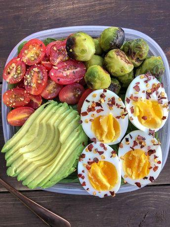 Gesunde Essenszubereitung: 34 einfache und leckere Rezepte #einfache #essenszubereitung #ges