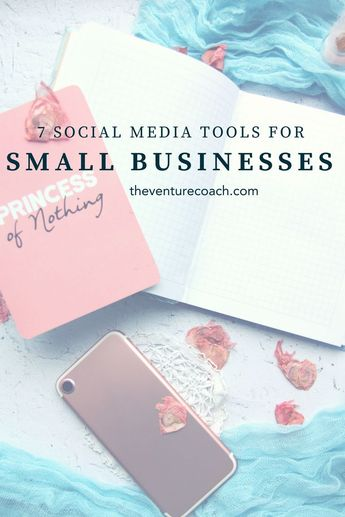 Social Media Tools for Your Business - Venture Coaching