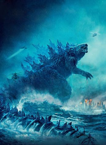 GODZILLA II ROI DES MONSTRES`2019 STREAMING`VF FILM COMPLET`FRANCAIS