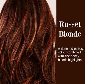Russet Blonde