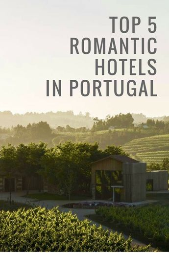 5 Boutique Hotels in Portugal
