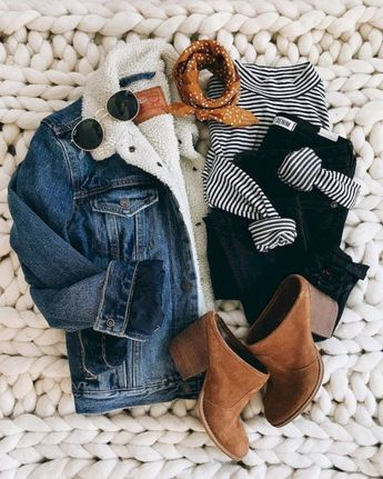 40 Best Winter Outfits for School To Look Cute