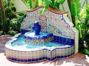 Intricate tile designs to inspire your next outdoor patio project!