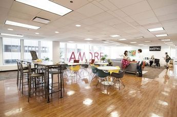 The Shared Office Is Hotter Than Ever, With 1.2 Million Co-Working