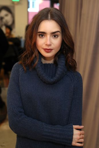 Lily Collins Opens Up About Her Past Eating Disorder: I'm 'Owning My Past'