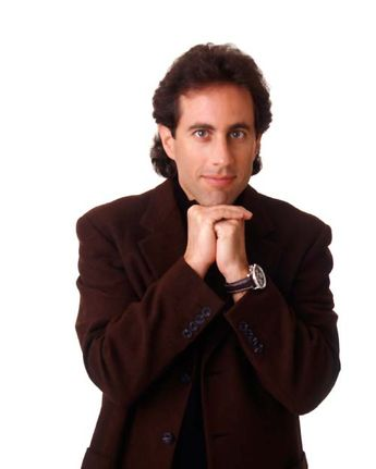 """""""One of the great mysteries to me is the fact that a woman could pour hot wax on her legs, rip the hair out by the roots, and still be afraid of a spider."""" -- Jerry Seinfeld"""