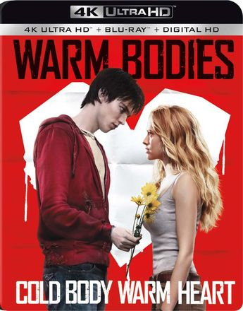Warm Bodies (4K Ultra HD Blu-ray)