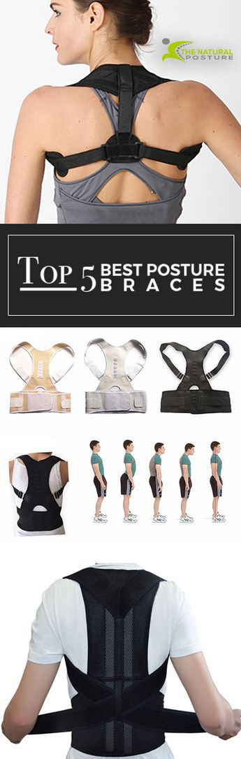 Top 5 Best Posture Braces