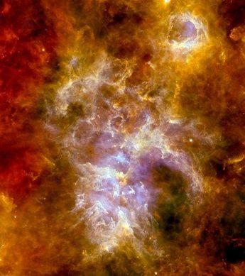 Space Shot of the Day: The Carina Nebula,  #Carina #day #milkywaygalaxycarinanebula #Nebula #shot #Space