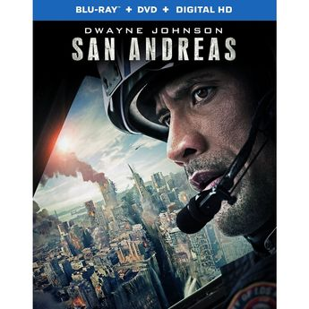 San Andreas [Blu-ray/Dvd]