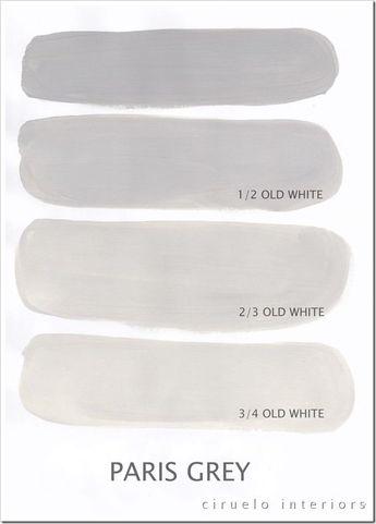 www.stylishpatina.com paris grey chalk paint by annie sloan