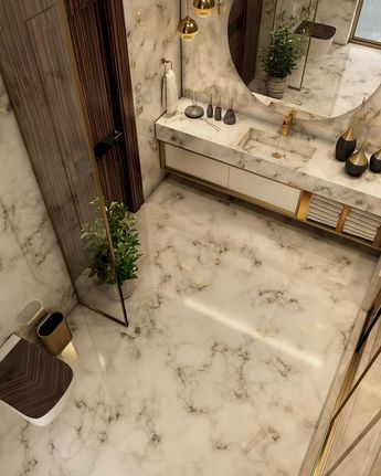 80 Guest Bathroom Makeover Decor Ideas on A Budget
