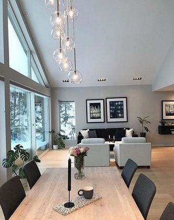 43 Inspiring Open Plan Living Area to Copy Right Now -