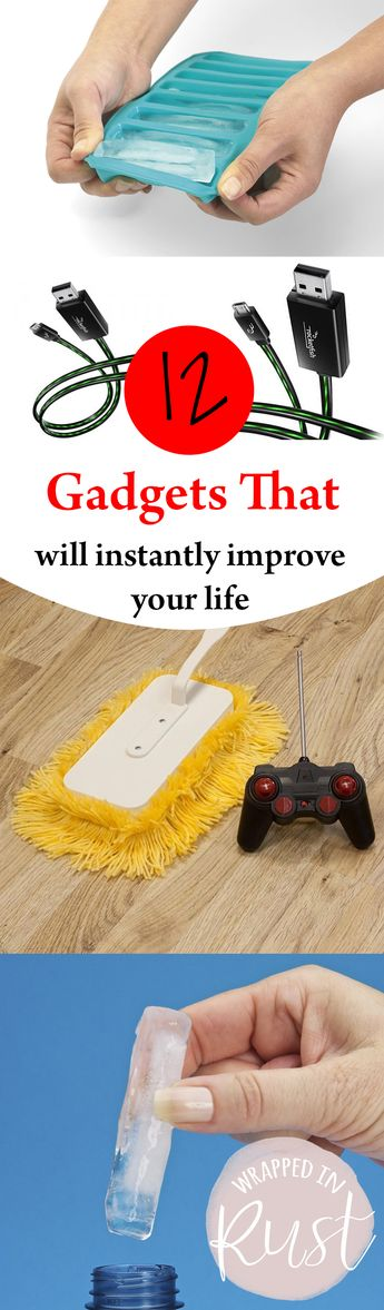 12 Gadgets That Will Instantly Improve Your Life